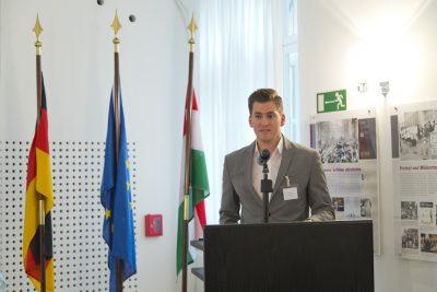 Beszéd a 2016-os diplomaátadón