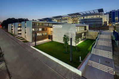 A Hageni Távegyetem campusa Németországban, Hagenben