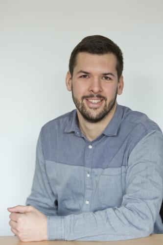Benke Dániel, Közgazdaságtan MSc hallgató